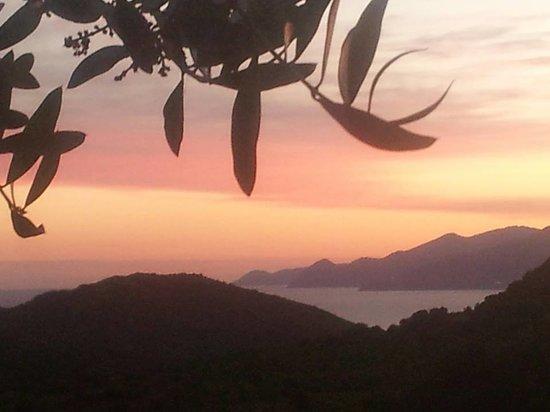 A Casa di Chiara: Lever du soleil