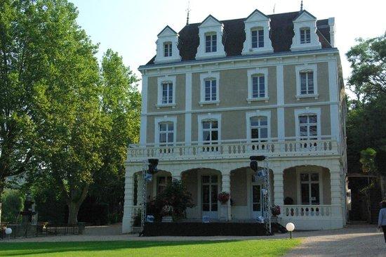Club Domaine de Château Laval : le chateau