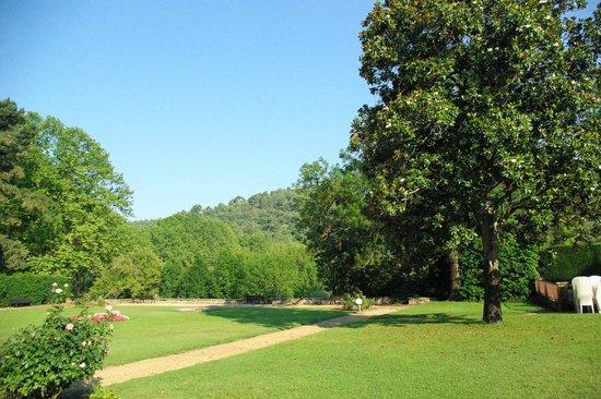 Club Domaine de Château Laval : le parc