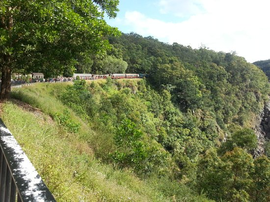 Tropic Wings Cairns Tours: Kuranda Scenic Railway