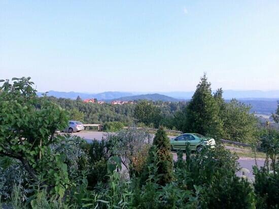 Zur Hube: scenic view