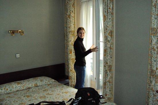 Grand Hotel du Havre : Quarto