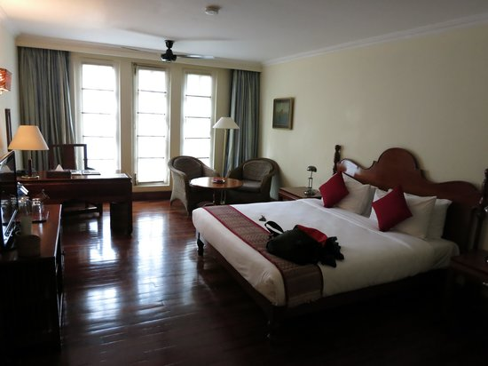 Savoy Hotel Yangon: Double room