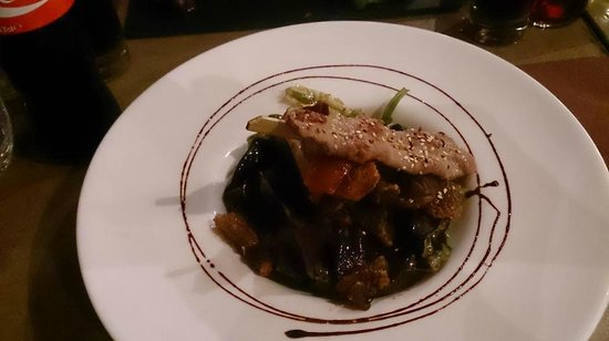Restaurant le Sud: salade landaise