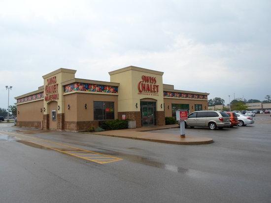 Swiss Chalet Rotisserie Grill Niagara Falls 3770