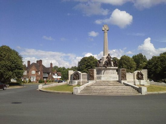 Port Sunlight Museum: In remembrance