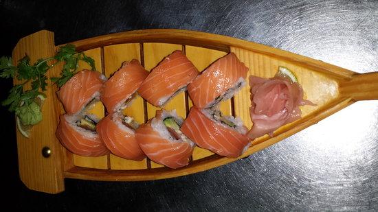 Restaurante Tai: California maki