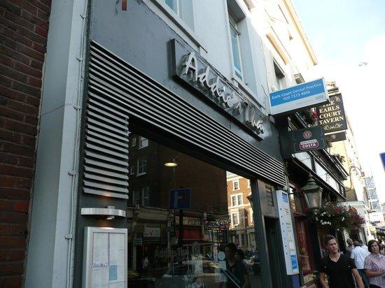 Addie's Thai Cafe : outside at Addie's