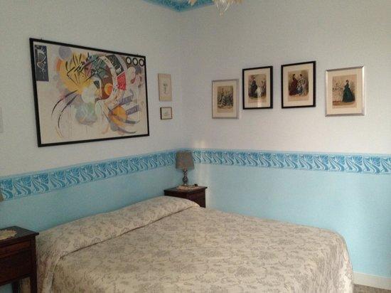 Sandra Bed and Breakfast: Campiello Room