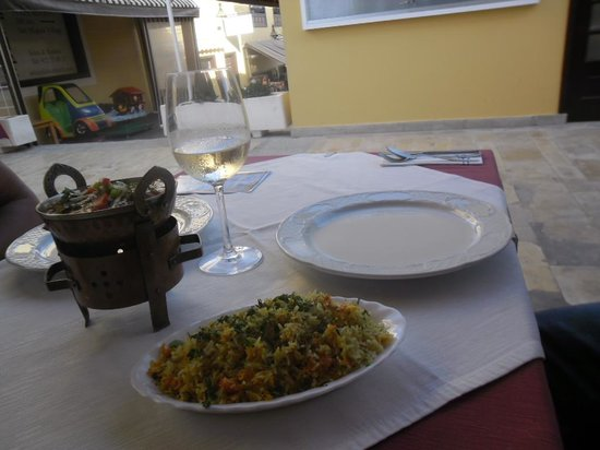 Haweli Indian Tandoori Restaurant: india people