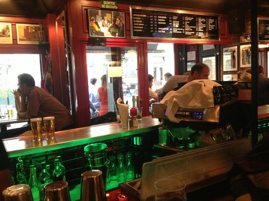 Bugsy's : bar view