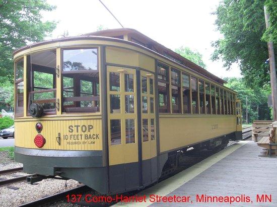 Como-Harriet Streetcar Line