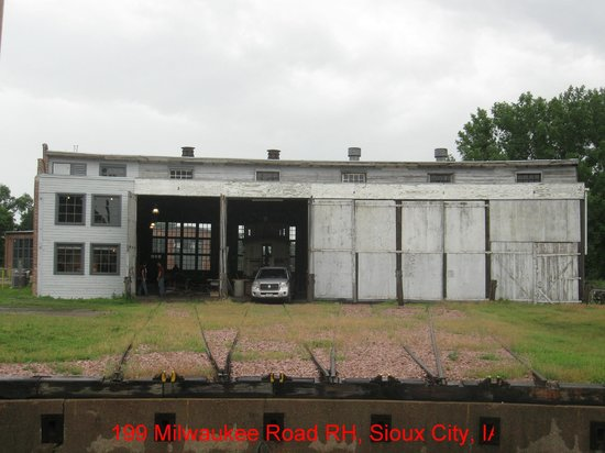 Sioux City Railroad Museum 사진
