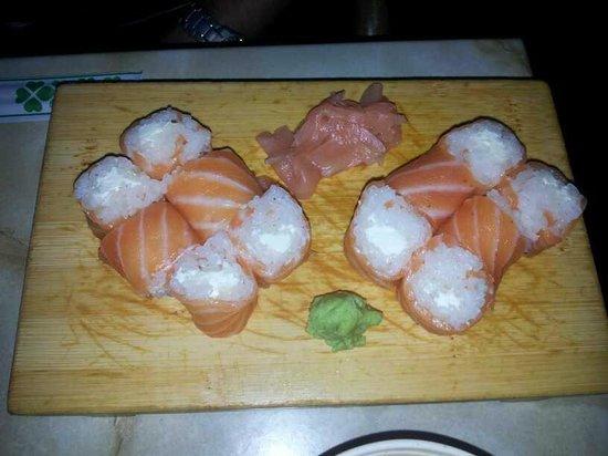 Wok & do : saumon cheese