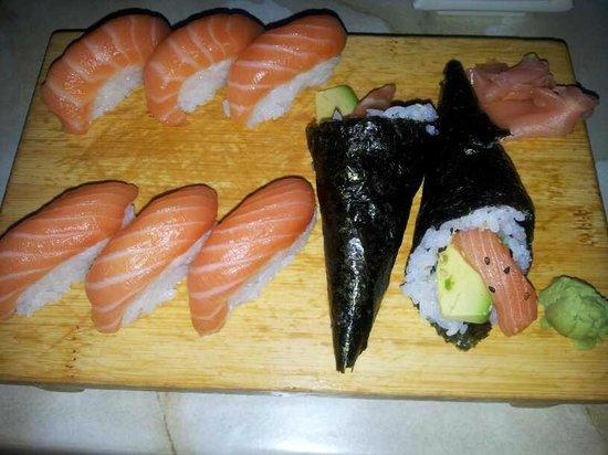 Wok & do : Sushis et temakis