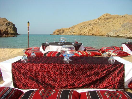 Jassa Beach Sea Tourism : Beach Camping