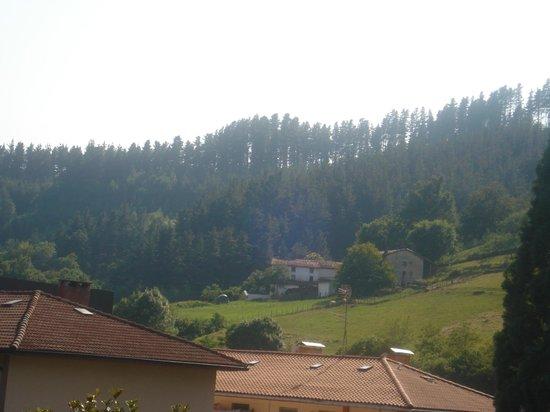 Hotel Etxeberri : vistas