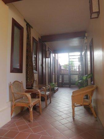Villa Laodeum Nam Khan View : Lobby
