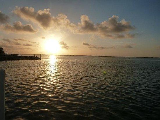 WildQuest: Sonnenaufgang vor meinem Zimmer