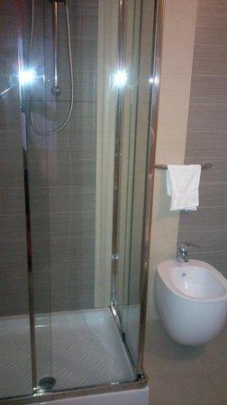 Hotel Villa Paola: Bagno