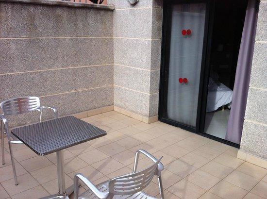 Hotel Medicis: Bästa rummet! 602!