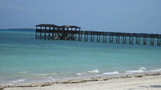 The Residence Zanzibar: La jeté