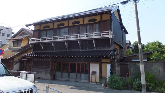 Taisenkaku: 文化財級の宿です