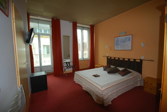 Hotel Adour : chambre double