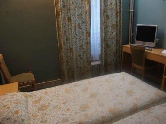 Grand Hotel du Havre : 部屋