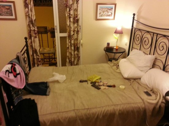 Malaga Lodge: Dubbelrum