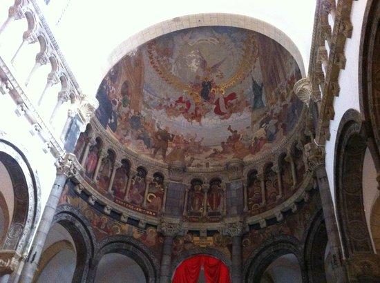 Cathedral of St. Vincent de Paul : Abside