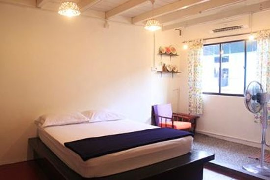 The Bridge Loft: loft16 - bedroom (1st flr)