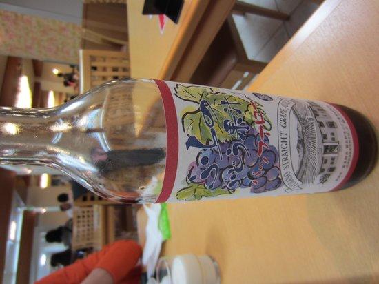 Furano Wine Factory: Grape Juice