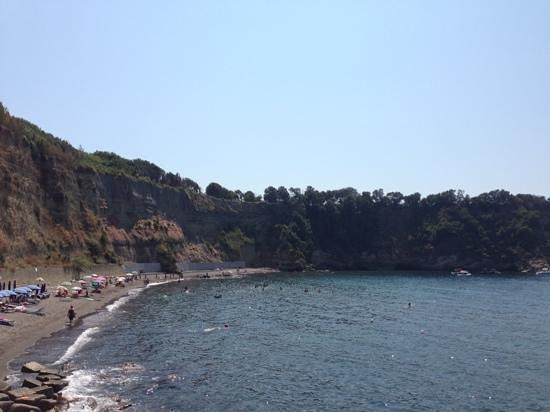 Spiaggia del Pozzo Vecchio: Plage de pozzo vecchio