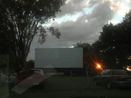 Field of Dreams Drive In: Second Screen