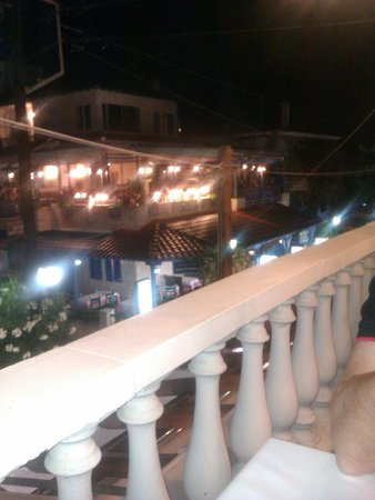 Pallini: vista dal roof