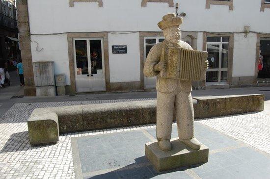 Clube Pinhal da Foz: folkloristisch beeld