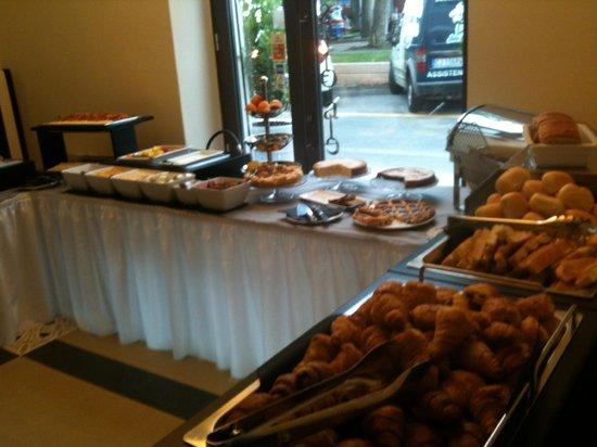 Hotel San Pietro Palace: colazione super