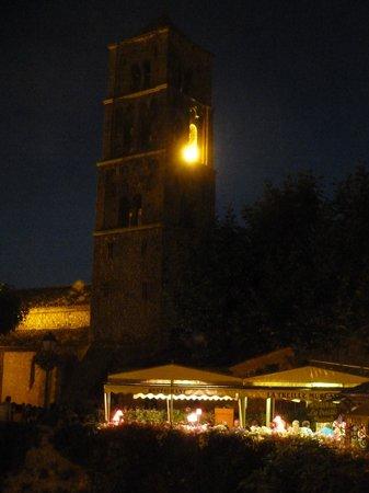 Restaurant La Treille Muscate : La treille Muscate après le superbe diner