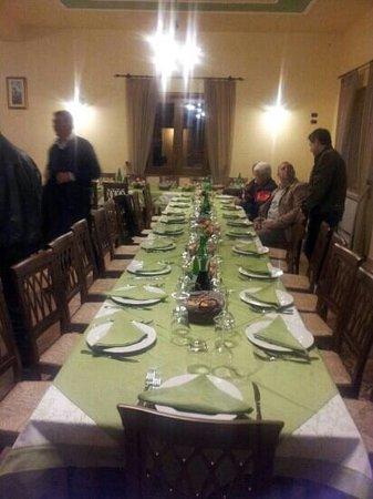 Agriturismo Spennagalli: serata con gli amici