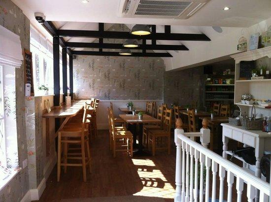 Riverside Tea Room Eynsford