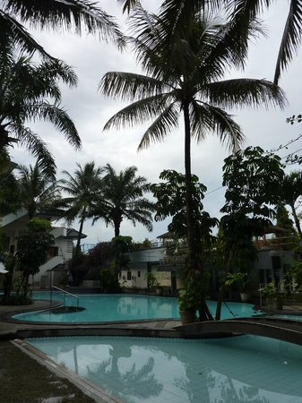 The Jayakarta Suites Bandung, Boutique Suites, Hotel & Spa: piscine