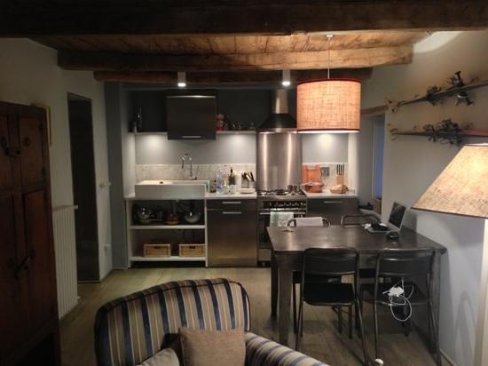Sasso al Melo : kitchen