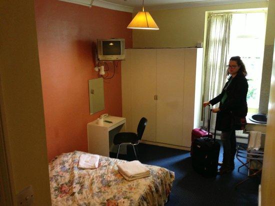 Gresham Hotel: la stanza