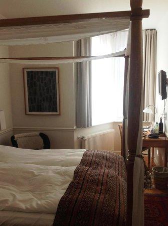 Bertrams Guldsmeden - Copenhagen: the room