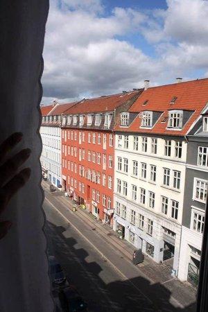 Bertrams Guldsmeden - Copenhagen: the view