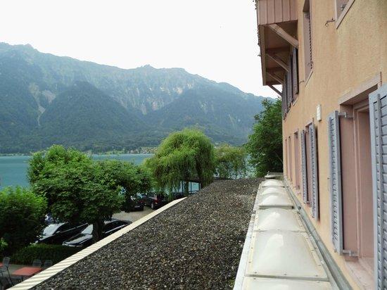 Hotel Seeburg : terras
