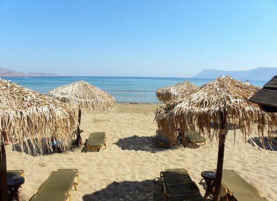 Maria Beach : spiaggia