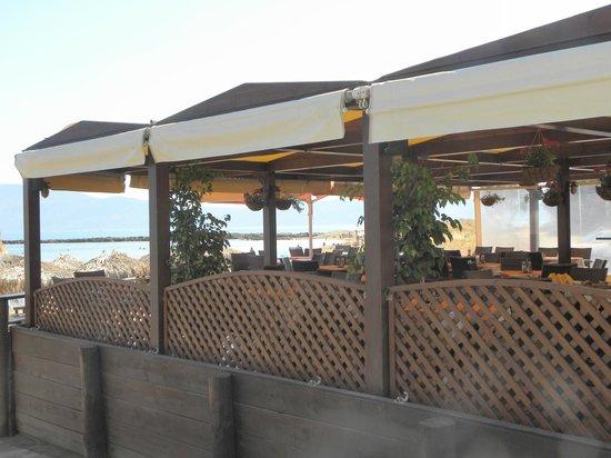 Maria Beach : l'ottimo ristorante
