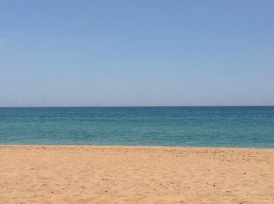 Hotel Alisios : oceano e spiaggia